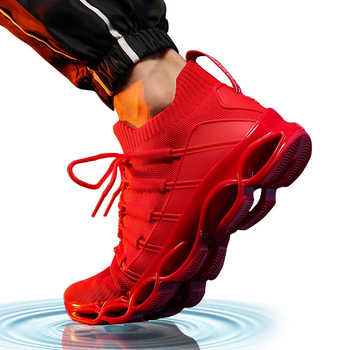 2019 Autumn Blade Men's Casual shoes for Man Sneakers Mesh Breathable Sport Running Shoes Jogging Shoes Zapatos De Hombre
