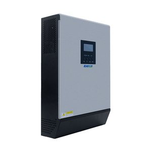 Image 3 - EASUN 전원 5KVA 태양 광 인버터 4000W 48V 230V 순수 사인파 하이브리드 인버터 내장 60A MPPT 태양 컨트롤러 배터리 충전기