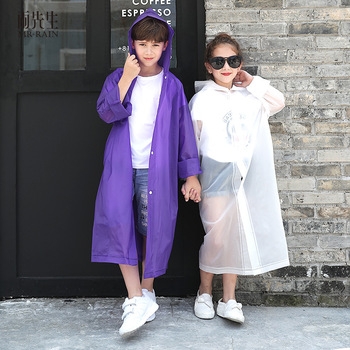 Płaszcz przeciwdeszczowy EVA płaszcz przeciwdeszczowy płaszcz przeciwdeszczowy płaszcz przeciwdeszczowy dla młodych studentów płaszcz przeciwdeszczowy dla dzieci tanie i dobre opinie Rain Mister Conjoined Raincoat 1 People Ks378eva15