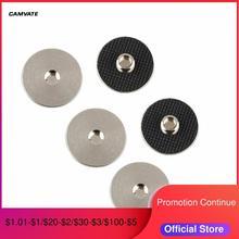 """CAMVATE 5 adet vida dişi adaptör konnektörü ile 1/4 """"kadın 3/8"""" erkek için Tripod /DSLR kamera/Quick Release Plate montaj"""