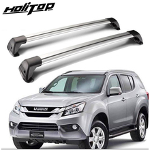 Roof-Rack Cross-Beam Isuzu Bar for MU-X 7075 Avation/Aluminum-alloy/Abs/Easy-installation