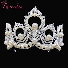 Concurso strass cor de prata pérolas pena diademas miss universo eua tiaras e coroas re4151