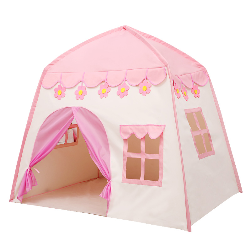 Складная детская палатка, портативные детские палатки, большой игровой домик, детская кровать, детская мебель 130X100X130 см, распродажа