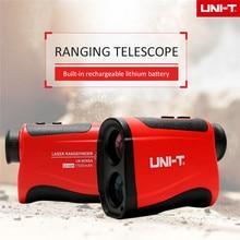 UNI-T 600m 800m 1000m 1200m 1500m Golf Laser Rangefinder LM600  Range Finder Telescope Distance Meter Altitude Angle