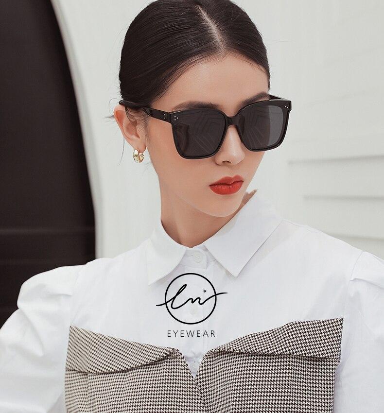 Lm женские большие квадратные солнцезащитные очки поляризованные