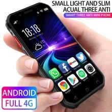 UNIWA M31 Android 6.0 cep telefonu su geçirmez IP68 cep telefonu dört çekirdekli 3G 32G cep Smartphone PTT NFC düğme 1900mAh SOS