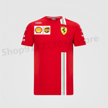2021 new F1 GT racing suit T-shirt MOTO GP motorcycle quick-drying clothing racing breathable motorcycle riding 3D short sleeves