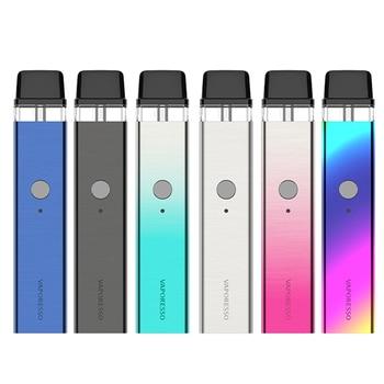Nouvelle couleur d'origine vaporéso XROS Kit 800mAh batterie Vape 2ml maille Pod système Cigarette électronique vs Luxe PM40 vaporisateur