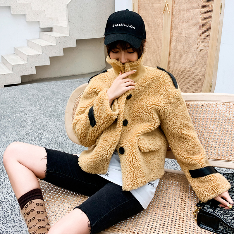 019 Autumn Winter Wool Women coats Office Work Long Coats Fashion Brand Lady Slim Long Sleeve in Wool amp Blends from Women 39 s Clothing