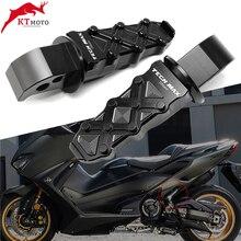 YAMAHA Tmax teknoloji Max T MAX TMAX 560 2020 motosiklet son yüksek kaliteli arka ayak kazıklar dayanağı yolcu Footrests
