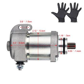 Starter Motor For KTM 200 250 300 EXC-E EXC XC XC-W 2008-2012 For 55140001100 Motorcycle Starter 12v 410W цена 2017