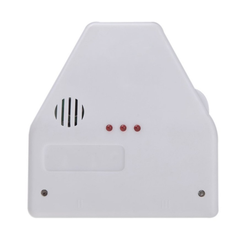 Sound Activated On/Off Switch By Hand Clap 110V Electronic Gadget White