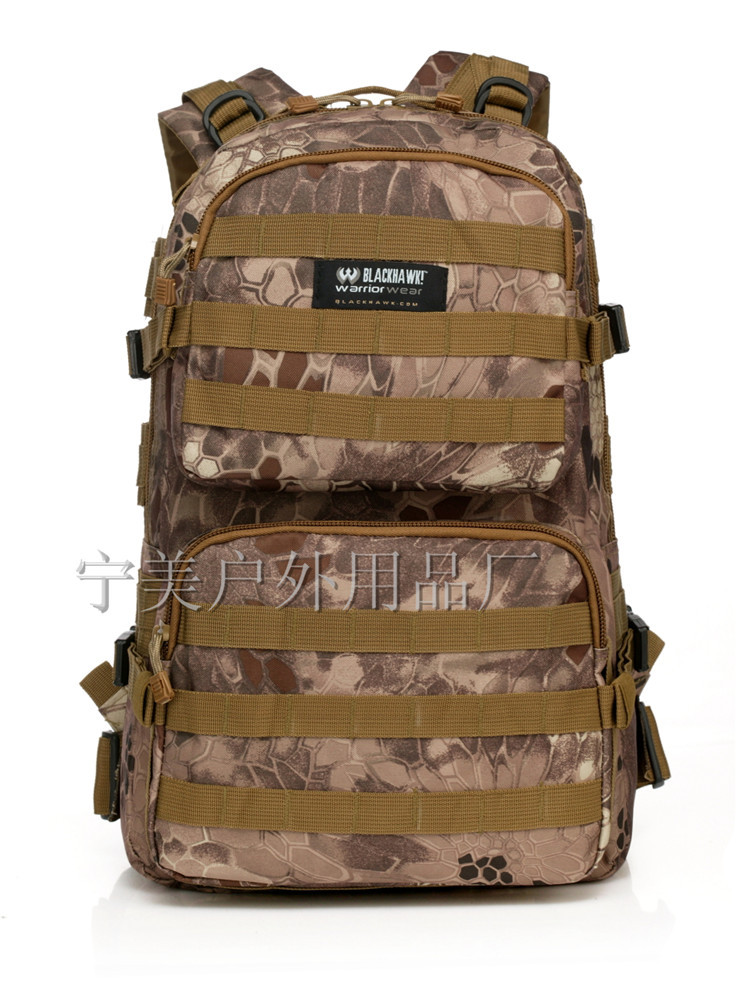 Black Hawk Commando Pack Army Fans Tactical Backpacks Multi functional Outdoor Camouflage Bag Multi color|Climbing Bags| |  - title=