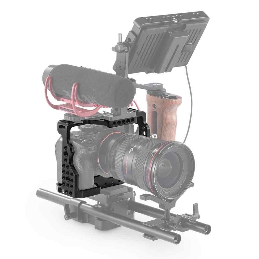 SmallRig A73 ケージ A7R3/A7RIII/A7III カメラケージソニー A7R III/A7M3/A7 III ワット /Arri 位置決め/4/1 8/3 スレッド穴 2087