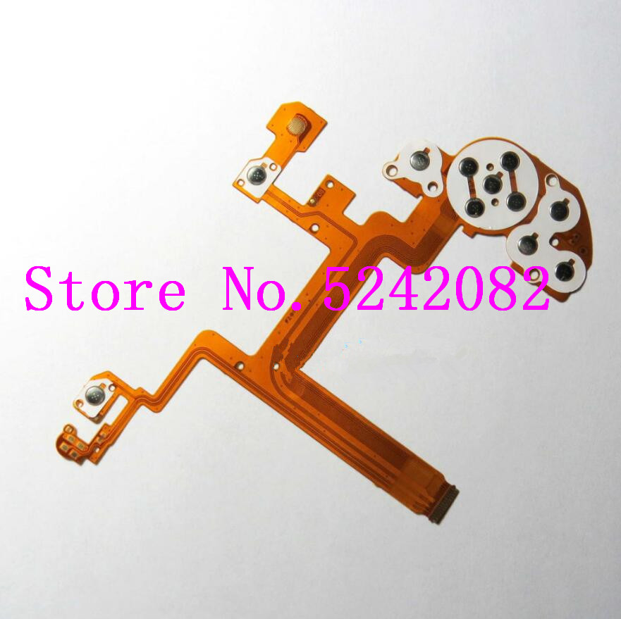 NEW Function Keyboard Key Button Flex Cable Ribbon Board For Nikon D5300 Digital Camera Repair Part