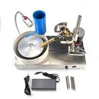 2020 110V 240V Gem Faceting Machine Jewelry Polisher Jade Flat Grinder 1800RPM Gem Instruments Measurement Analysis Instruments