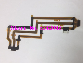 NEW AX100E CX900 LCD Flex cable FPC For Sony FDR-AX100E HDR-CX900 Camera Replacement Unit Repair Part фото