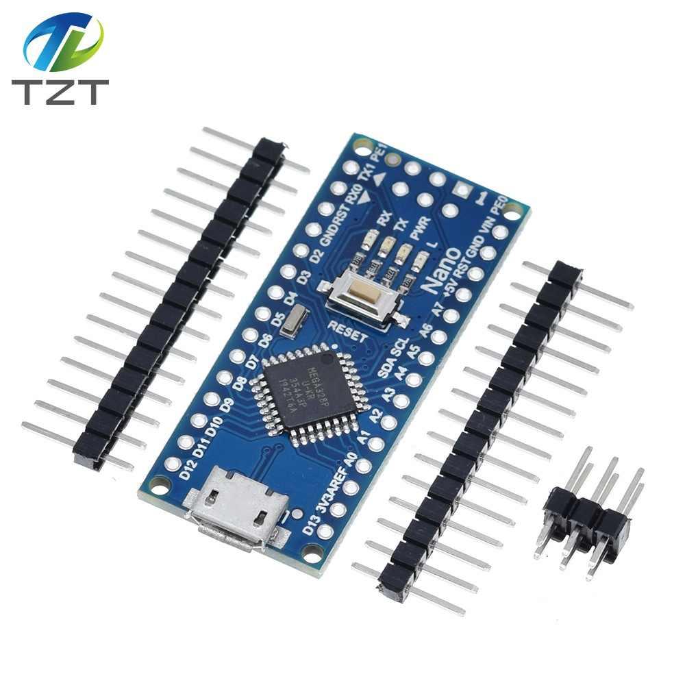 Arduino kompatibel NanoV3.0Atmega328P-MCUDevelopmentboard