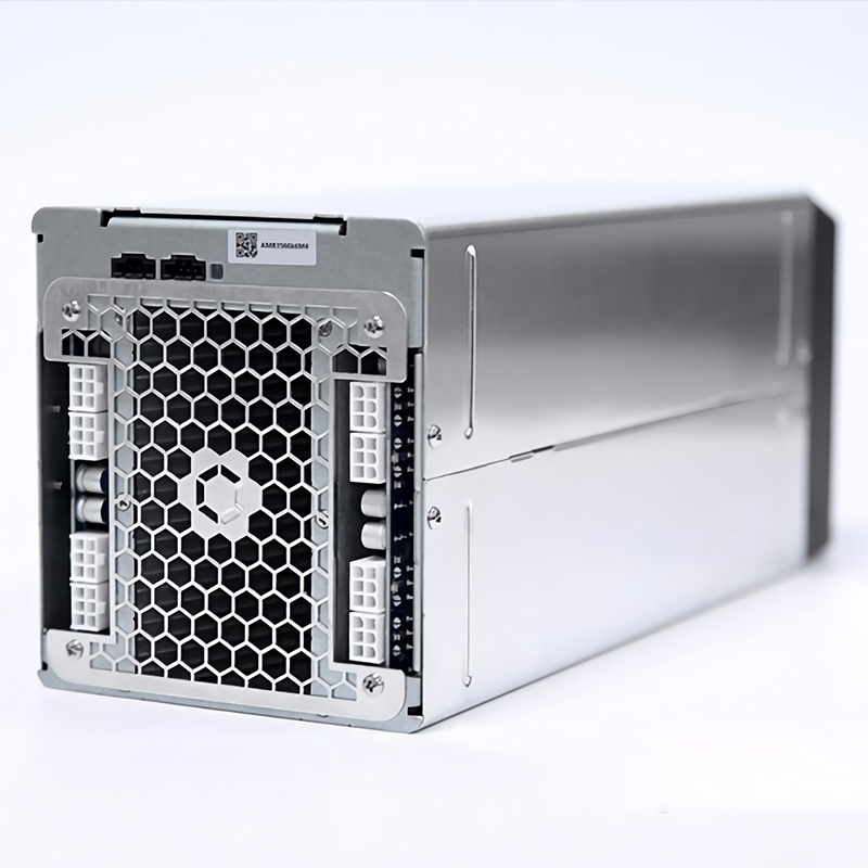 Used ASIC BTC BCH AvalonMiner A851  50% New Bitcoin Miner 14.5Th Mining SHA-256 Algorithm 14.5Th/ For a Spower Consumption 1450W 3
