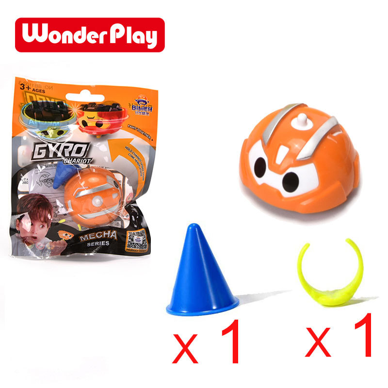 qwrew05 Gyro Car Battling Tops Game Gyro Inertia Car Spinning Toy Cars for Kids