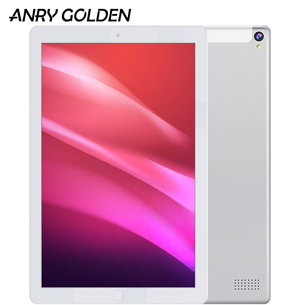 Tablet 10.1 Inch 4G LTE Dual Sim Phone Call Tablet PC MTK6737 1.6GHZ Android 8.0 Tablet Wifi