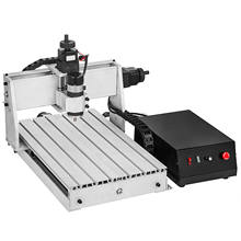 3 osi CNC 3040 maszyna grawerująca 6063 przemysłowe aluminium do obróbki drewna