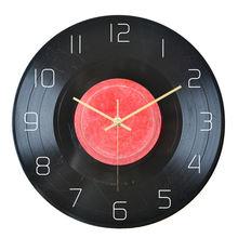 Наклейки на стену настенные часы 3d diy акриловые зеркальные