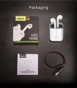 Image 5 - Zélot H20 TWS 5.0 Bluetooth casque écouteurs Mini sans fil écouteurs intra auriculaires avec boîte de charge