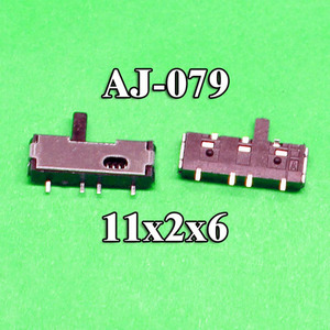 1x Slide Switch Netbook Power On-Off for Motherboard Repair LAPTOP SLIDE ON MICRO power switch(China)