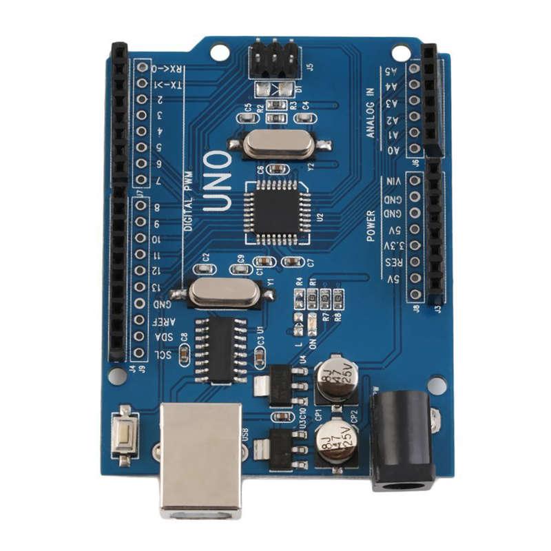 Uno R3 Atmega328P 5V Development Board With Boot Loader Ch340G Usb For Arduino Uno Connectors & Terminals Connectors