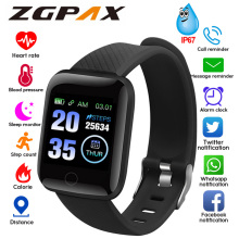 Smart Watch Men Smartwatch Women Blood Pressure Heart Rate Monitor Waterproof Watches Sport For Android IOS Dropshipping
