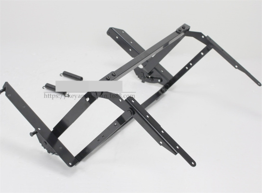 Lift Up and Down Safety Coffee Table Computer Table Frame Furniture Hinge Extending Mechanism with Damping Gas Spring B06-1