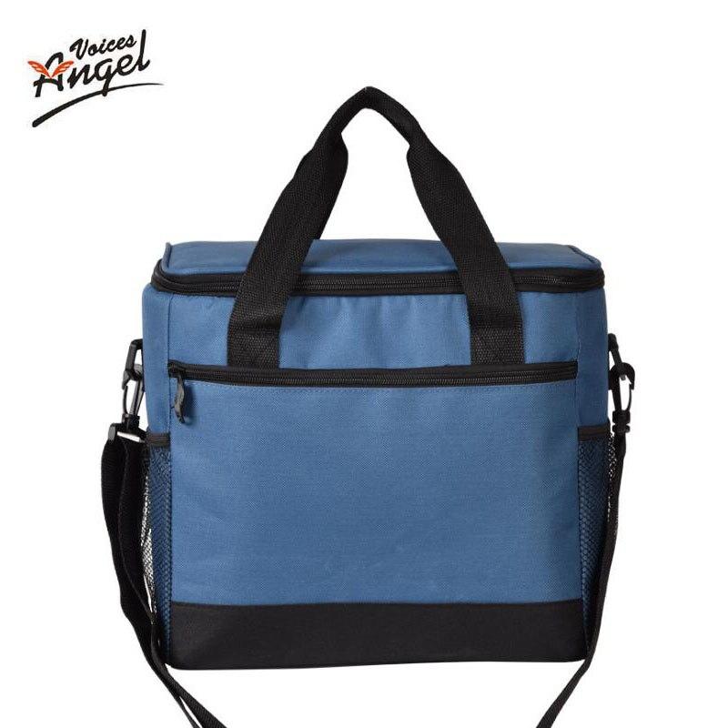 Large Capacity Guarantee Fresh Cooler Bag Oxford Cloth Nevera Portatil Picnic Box Bolsa Termica Camping Waterproof Sac Isotherme