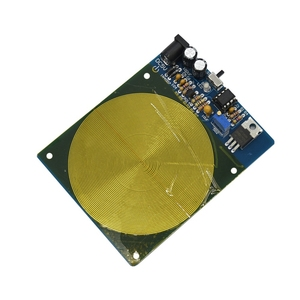 Image 3 - Dc 5V 7.83Hz Precision Schumann Resonance Ultra Low Frequency Pulse Wave Generator Audio Resonator with Box Finished Board