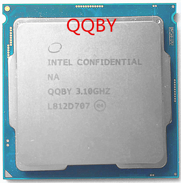 Intel Processor Cpu I9 I9-9900k QQBY 16thread FCLGA1151 16MB 14nm 95W ES/QS title=