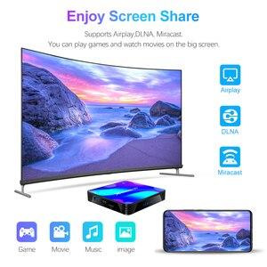 Image 4 - TV Box Android 10 Smart TV Box X88 PRO 10 4GB 64GB 32GB Rockchip RK3318 4K TVbox Support Google Youtube Set Top Box x88pro 10.0