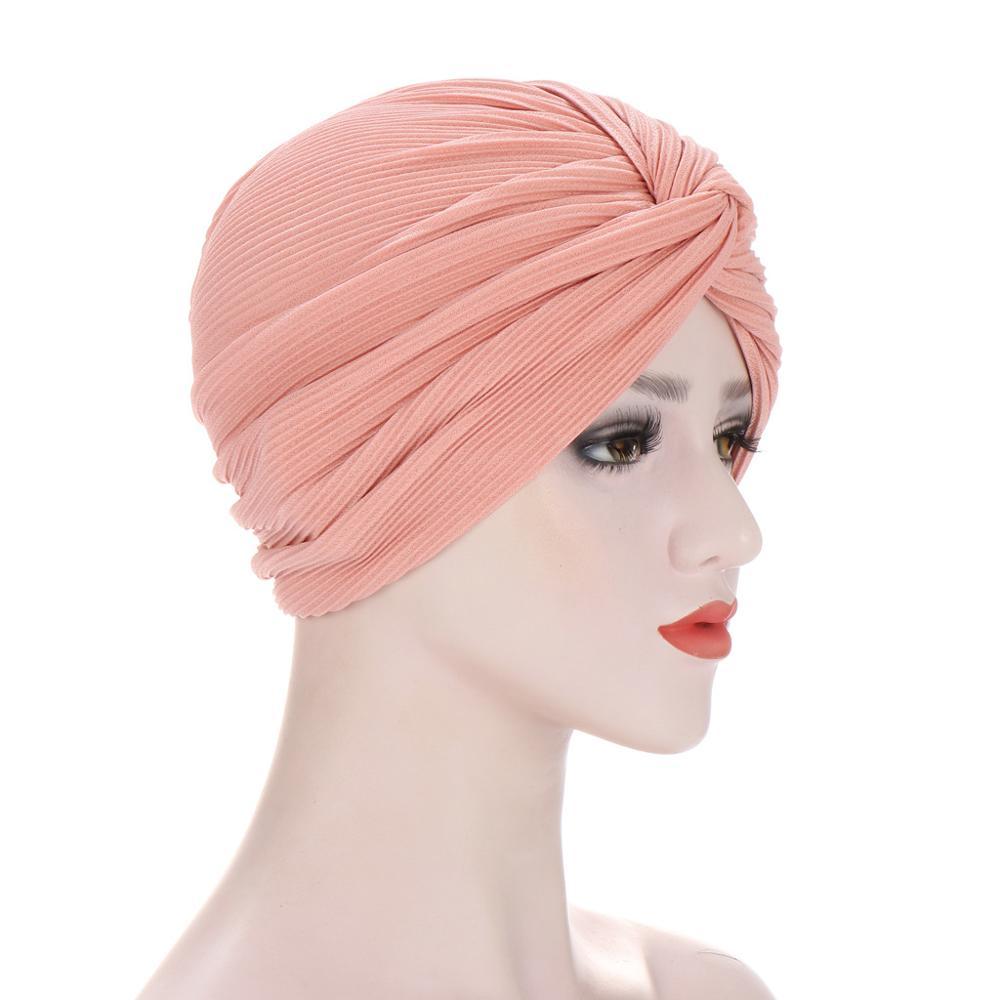 Купить головной убор шляпы для женщин крест атласный узел твист шапки