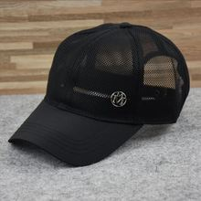 Adult Large Size Full Mesh Sun Hat Male Summer Outdoors Riding Sports Hats Men and Women Big Size Baseball Caps 55-60cm 60-66cm cheap beckyruiwu Polyester Casual Adjustable Solid