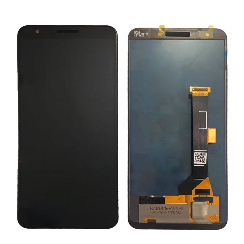 5.6'' LCD For Google Pixel 3A G020A G020E G020B LCD Display Touch Screen Digitizer Assembly Replacement with tools