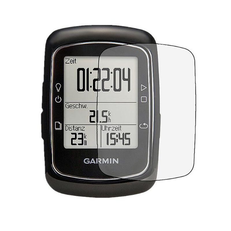 3pcs Clear Screen Protector Cover Protective Film For Garmin Edge 200 500 GPS <font><b>Bike</b></font> <font><b>Computer</b></font> edge200 edge500 Screen Protector image