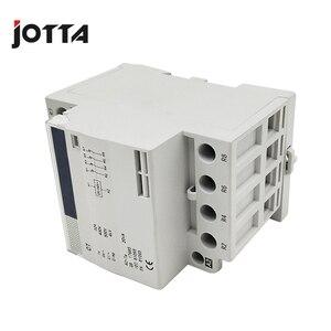 Image 4 - 4P 16A 220 V/230 V 50/60Hz DIN Đường Sắt Hộ Gia Đình AC Contactor 1NO 3NC/ 2NO 2NC/3NO 1NC/4NO/4NC