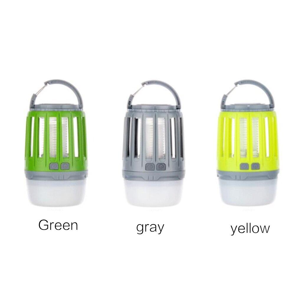 Haşere Bug Sessiz Sivrisinek Işık Zapper Moda Narin UV Lamba Uçan Böcekler Böcek Tuzak Yaratıcı USB DC5V LED Güveler Katil
