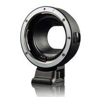 Viltrox EF EOS M Electronic Auto Focus Lens Adapter for Canon EF EF S Lens to EOS M M2 M3 M5 M6 M10 M50 M100 EF M Mount Camera