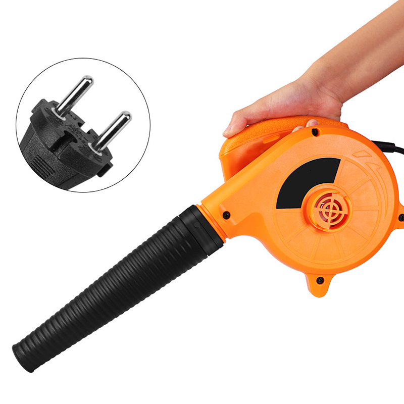 Handheld Electric Air Blower Dust Blowing Dust Computer Furniture  Dust Collector Computer Cleaner  Air  Blower  220V 600W|Blowers| |  - title=