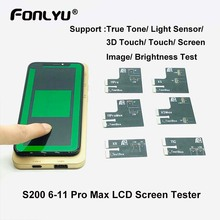 Box Test-Board Lcd-Screen-Tester Touch-Light-Sensor Dl S200 iPhone 6 for 6s-X-Xs MAX