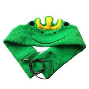 Image 3 - Vococal หูฟังน่ารักป้องกันเด็ก Headband หูฟัง Mask สำหรับ Sleeping ฟังเพลง