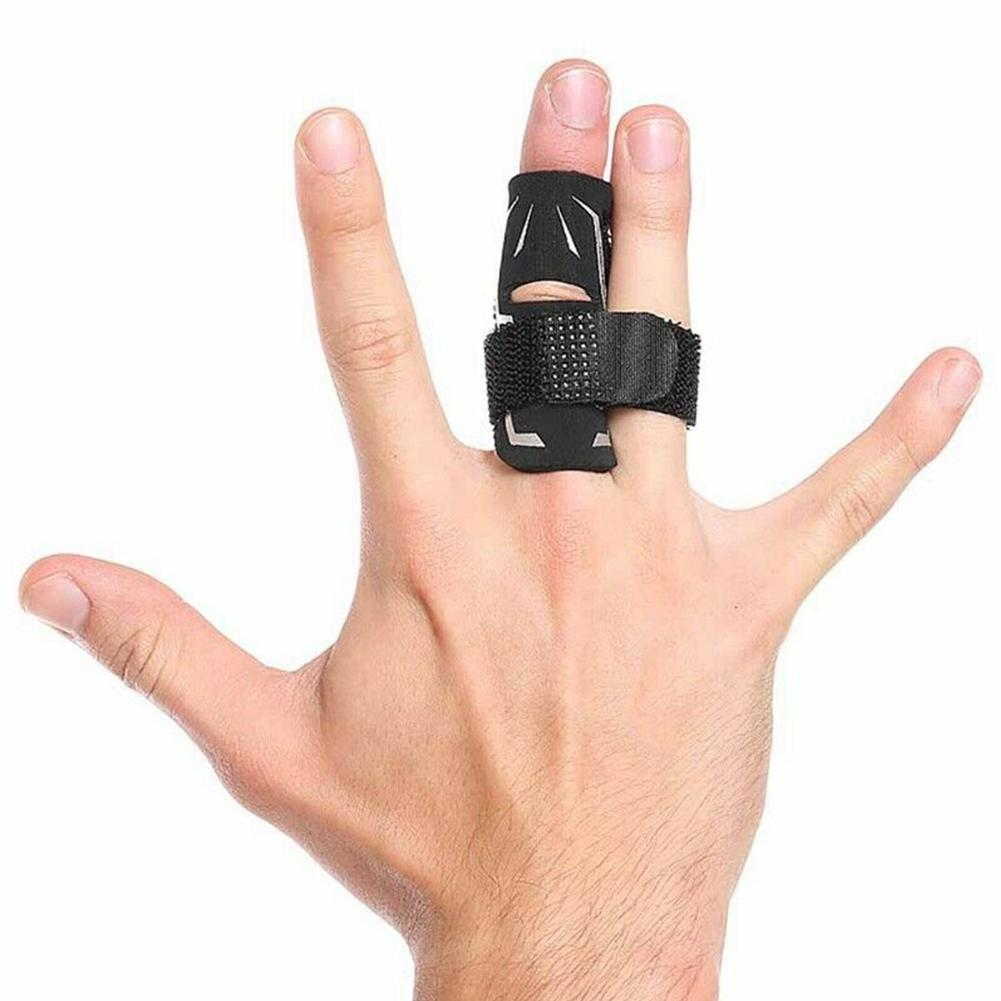 Basketball Finger Protect Brace Sport Finger Arthrosis Finger Band Guard Guard Bands Splint Protector Protect G9N2