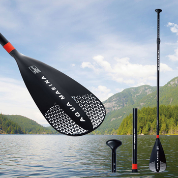 Outdoor Motion Aqua Marina ISUP-Stand Up Paddle Surf Aluminium Paddle For Surfing Boards Adjustable 165-210cm Sup Paddles Board