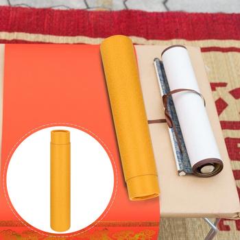 Wysuwany teleskopowy papier do malowania tuby do przechowywania grafiki tanie i dobre opinie CN (pochodzenie) POSTER Artwork Storage Tube Blueprints Storage Tube Documents Storage Tube Drawings Storage Tube Drawings Storage Case