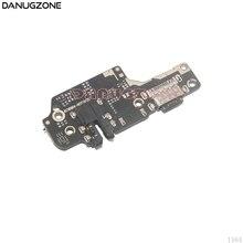 10 adet/grup Xiaomi Redmi için not 8 USB şarj yuvası Jack tak soket bağlantı noktası konektörü şarj kurulu Flex kablo